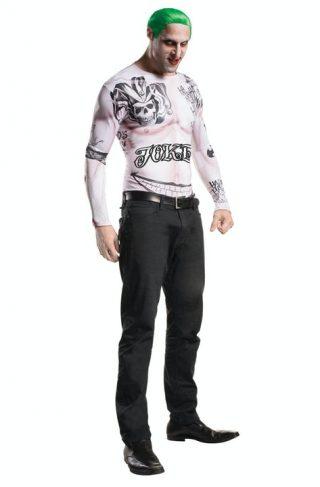 The Joker Suicide Squad Karnevalsdrakt Standard