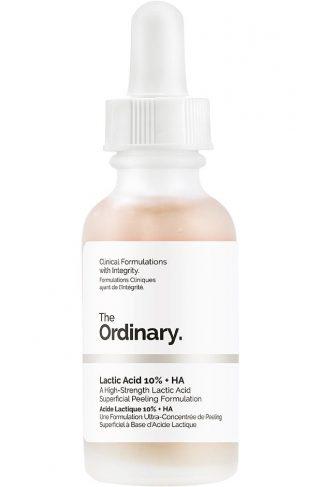The Ordinary Lactic Acid 10% + HA 2%, 30 ml The Ordinary Ansiktspeeling