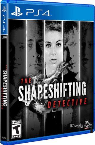 The Shapeshifting Detective (Import)