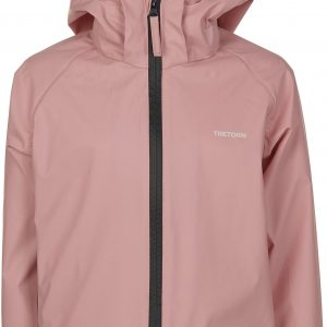 Tretorn Packable Regnsett, Light Rose 146-152