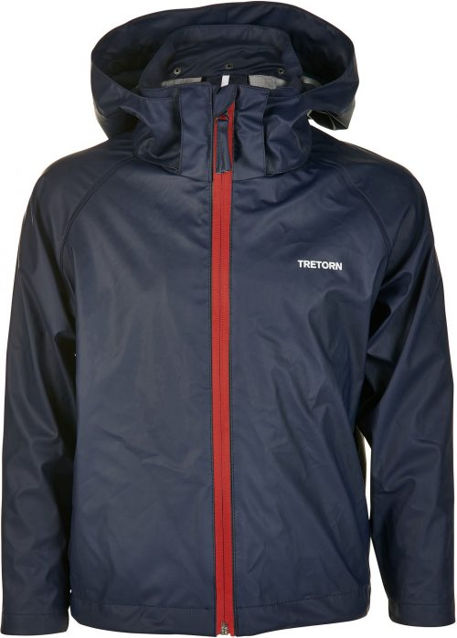 Tretorn Packable Regnsett, Navy 122-128
