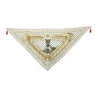 Triangle Silk Scarf