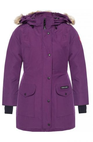 'Trillium' down jacket