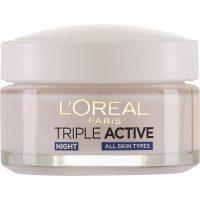 Triple Active, 50 ml L'Oréal Paris Nattkrem