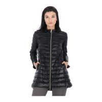 Woman Down Jacket With Hood