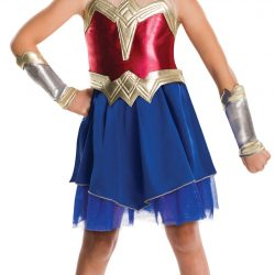 Wonder Woman Kostyme 7-8 år