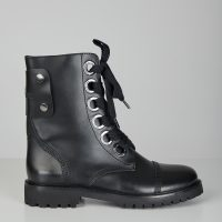 Zadig & Voltaire Leather Boots Joe Shoes 36