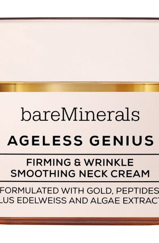bareMinerals Ageless Genius Firming & Wrinkle Smoothing Neck Cream, 50 g bareMinerals Dagkrem
