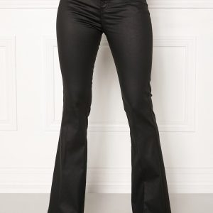 co'couture Denzel Coated Boot Cut Black M