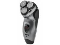 AEG HR 5654, Roterende hode, Grå, AC/Batteri, Nikkelmetallhydrid (NiMH)