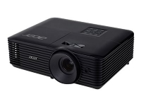 Acer X138WHP - DLP-projektor - UHP - portabel - 3D - 4000 lumen - WXGA (1280 x 800) - 16:10 - 720p