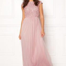 BUBBLEROOM Ariella prom dress Dusty pink 40
