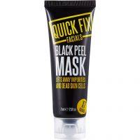 Black Peel Mask, 75 ml Quick Fix Ansiktsmaske