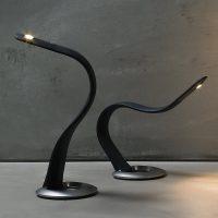 Bøyelig LED-bordlampe Hatha