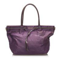 Canapa Nylon Tote Bag