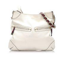 Capri Ranch Kid Leather Hobo Bag