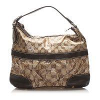 Crystal Shoulder Bag