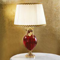 Edel Muranoglassbordlampe Ella