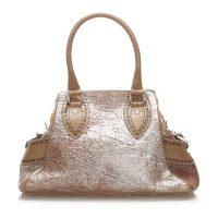 Etniko Leather Handbag