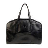 Framed Satchel Top Handle Bag