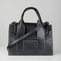 Ganni Bag Calf Leather One Size