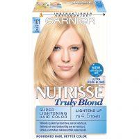 Garnier Nutrisse 101 Ultra Light Ash Blonde, Garnier Blondering & bleking