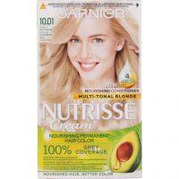 Garnier Nutrisse Extra Light Pearl Blond, Garnier Hårfarge