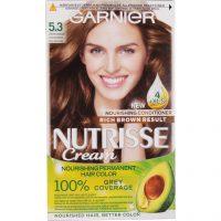 Garnier Nutrisse Macadamia, Garnier Hårfarge