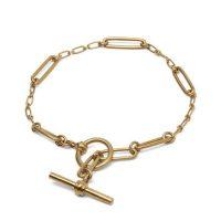Gull Jane Kønig Jane Kønig Bridle Necklace Accessories