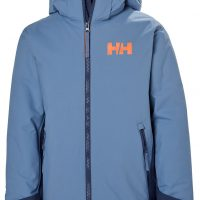 Helly Hansen Hillside Jakke, Blue Fog 164