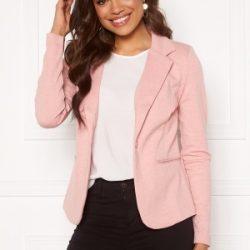 ICHI Kate Suit Jacket Rose Smoke Melange S