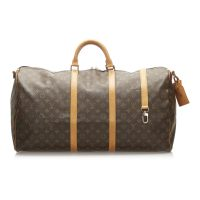 Keepall Bandouliere 60 Canvas Monogram
