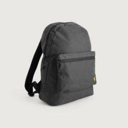 Lyle & Scott Ryggsekk Backpack Svart