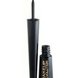 Makeup Revolution Liquid Eyeliner Black Waterproof 3 ml