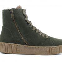 Marco Tozzi Khaki Boots Dame 36-42
