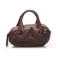 Mini Spy Leather Handbag