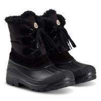Moncler Christian Sherpa Ski Boots Black 27 (UK 9)