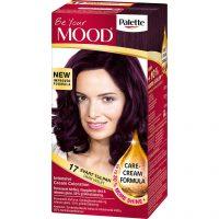 Mood Haircolor 17 Dark Violet, MOOD Hårfarge