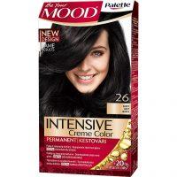 Mood Haircolor 26 Black, MOOD Hårfarge