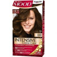 Mood Haircolor 9 Medium Brown, MOOD Hårfarge