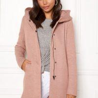 ONLY Sedona Light Coat Mocha Mousse Melange XL