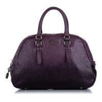 Ombre Leather Handbag