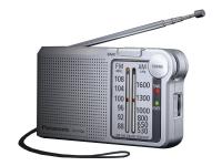 Panasonic-RF-P150DEG - Personlig radio - 150 mW