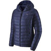 Patagonia Down Sweater Hoody XL Hettejakke, dame, Classic Navy
