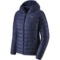 Patagonia Down Sweater Hoody XS Hettejakke, dame, Classic Navy