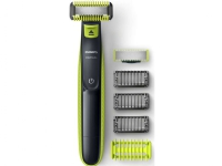 Philips Shaver OneBlade QP2620/20 Cordless, Charging time 8 h, Operating time 45 min, Wet use
