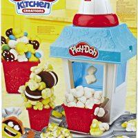 Play-Doh Lekeleire Popcornparty