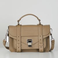Proenza Schouler Bag PS1 Tiny - Lux Leather OS