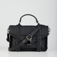 Proenza Schouler Leather Bag PS1 Tiny One Size