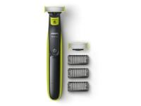 QP2520/30 Philips Trim, style, og barber, til alle hårlængder, OneBlade, Grøn, Grå